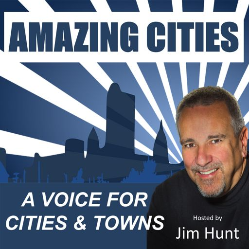 Cover art for podcast The Amazing Cities and Towns Podcast