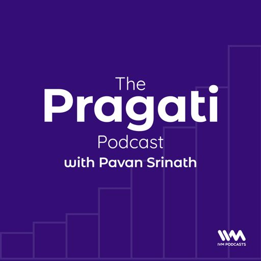 Cover art for podcast The Pragati Podcast