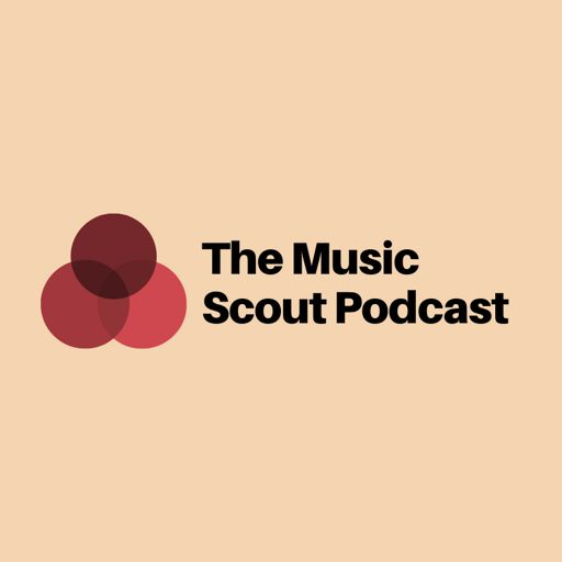 Cover art for podcast The Music Scout