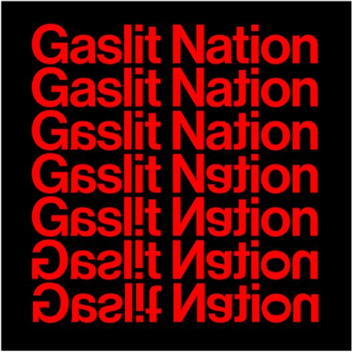 Cover art for podcast Gaslit Nation with Andrea Chalupa and Sarah Kendzior