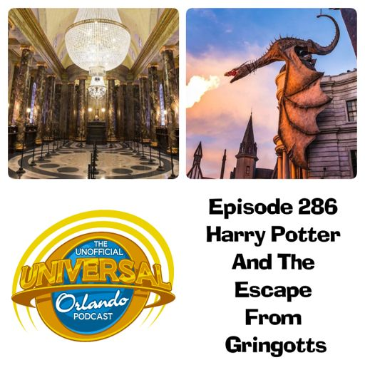 Unofficial Universal Orlando Podcast #292 - Top 5 Unused Universal
