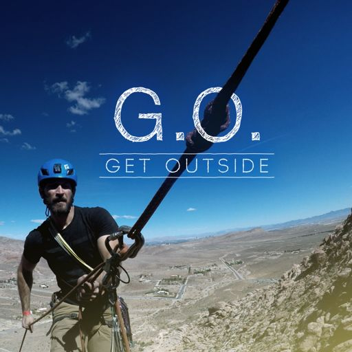 Cover art for podcast G.O. Get Outside Podcast - Everyday Active People Outdoors