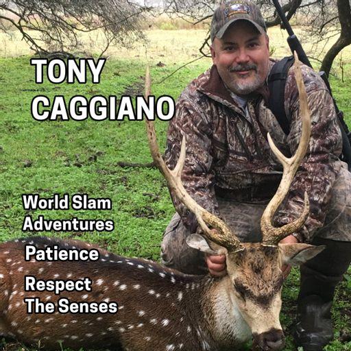 229 TONY CAGGIANO - World Slam Adventures, Patience, Respect