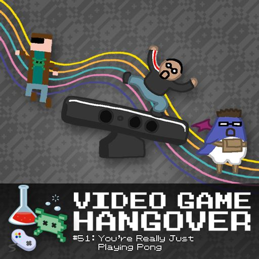 Vgh 51 You Re Really Just Playing Pong From Video Game Hangover On