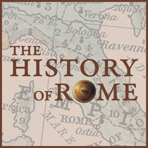 Cover art for podcast The History of Rome