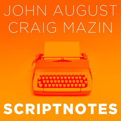 Cover art for podcast Scriptnotes Podcast