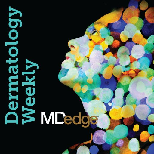 Cover art for podcast Dermatology Weekly