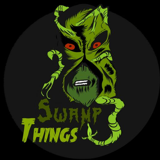 Cover art for podcast Swamp Things Podcast