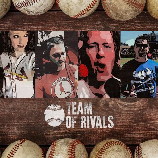 Cover art for podcast Team of Rivals Podcast