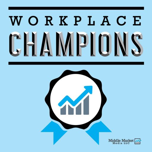 Cover art for podcast Workplace Champions