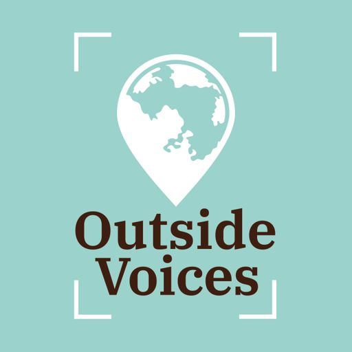 Cover art for podcast OutsideVoices with Mark Bidwell