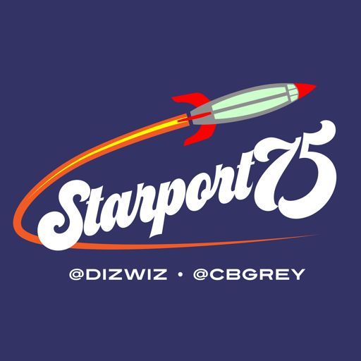 Cover art for podcast Starport75 - A Disney Podcast