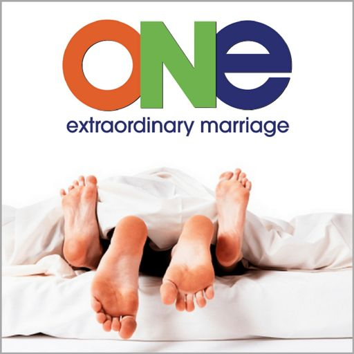 Cover art for podcast ONE Extraordinary Marriage Show