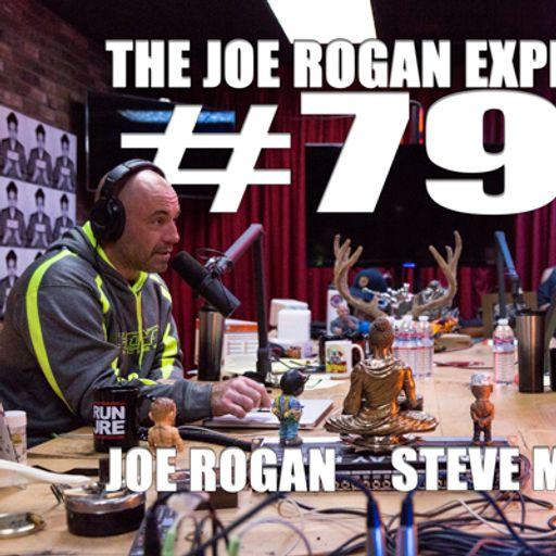 790 - Steve Maxwell from The Joe Rogan Experience on RadioPublic