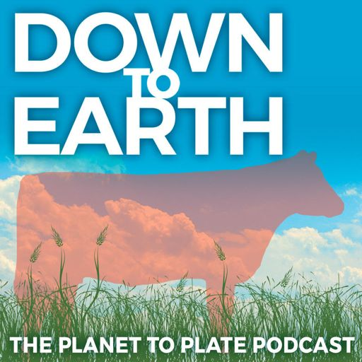 Cover art for podcast Down to Earth: The Planet to Plate Podcast