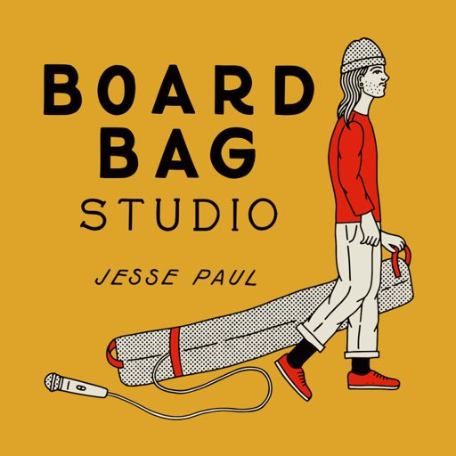 Cover art for podcast Board Bag Studio
