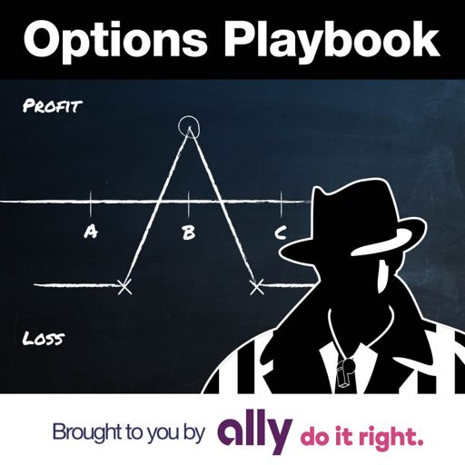 Cover art for podcast Options Playbook Radio