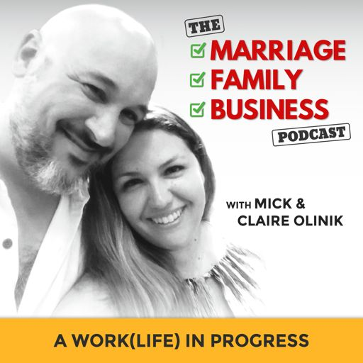 Cover art for podcast The Marriage Family Business Podcast