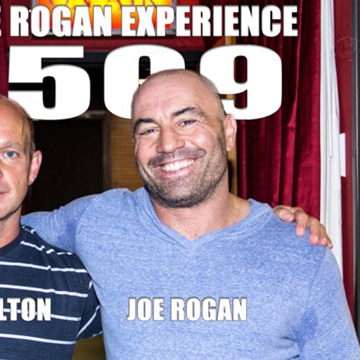 dedbb5a77b01  509 - Steve Hilton from The Joe Rogan Experience on RadioPublic