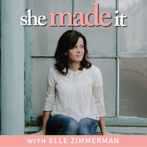 Cover art for podcast She Made It