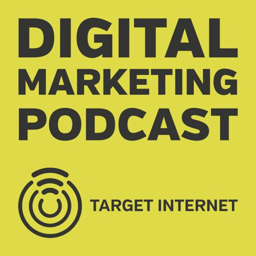 Cover art for podcast The Digital Marketing Podcast