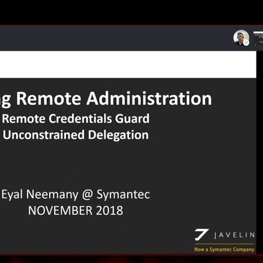 Eyal Neemany, Javelin Networks - Paul's Security Weekly #582 from