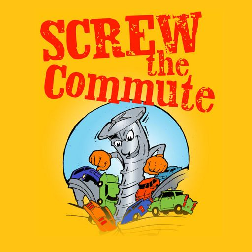 Cover art for podcast Screw The Commute Podcast