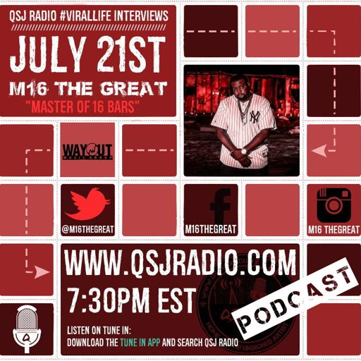 QSJ Radio Podcast on RadioPublic