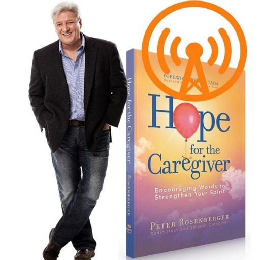 Cover art for podcast Hope for the Caregiver