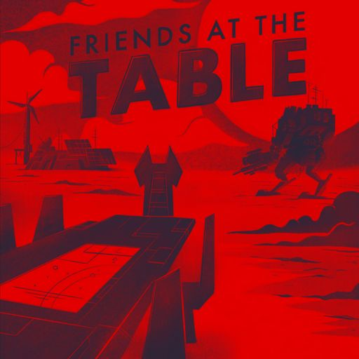 Cover art for podcast Friends at the Table