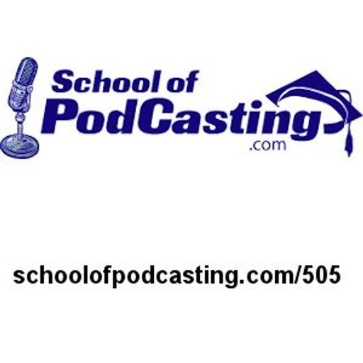 School of Podcasting on RadioPublic