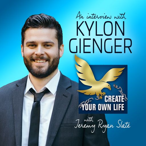 21ba579c0 407: Kylon Gienger | The Untold Secrets to Becoming a Successful Drop Out  from The Create Your Own Life Show on RadioPublic