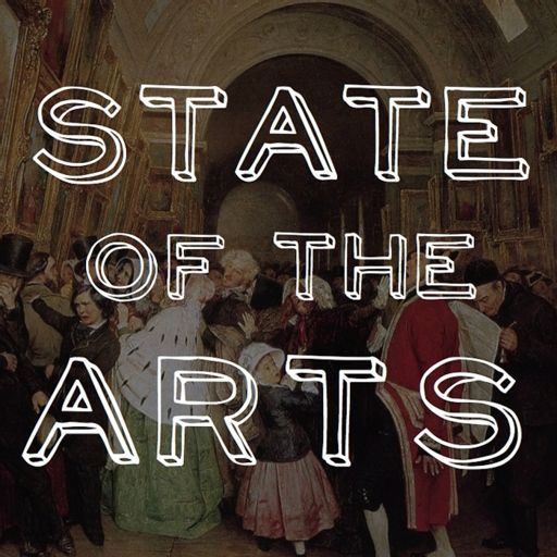 Cover art for podcast State of the Arts