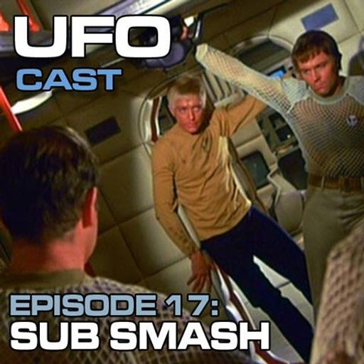 TDP 780: Ufocast 17 SUBSMASH TDP 780 from Doctor Who: Tin Dog