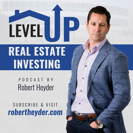 Cover art for podcast Level Up - Real Estate Investing Podcast