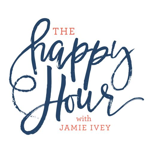Cover art for podcast The Happy Hour with Jamie Ivey