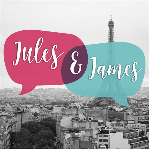 Cover art for podcast Jules and James