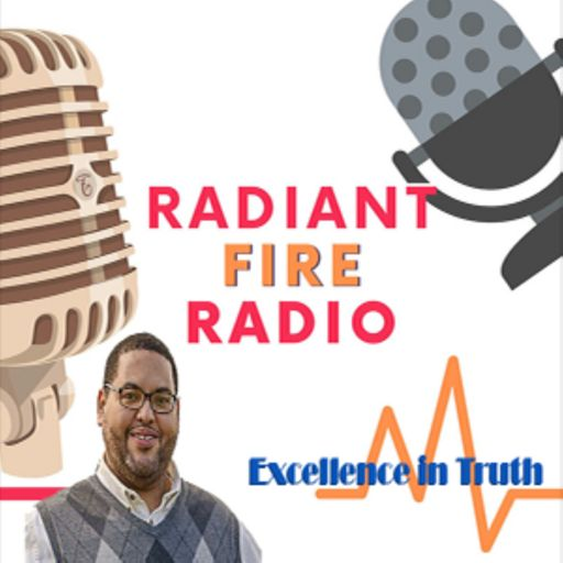 Cover art for podcast Radiant Fire Radio