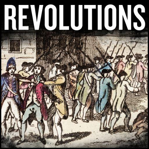 Cover art for podcast Revolutions