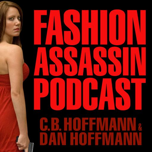 Cover art for podcast Fashion Assassin Podcast