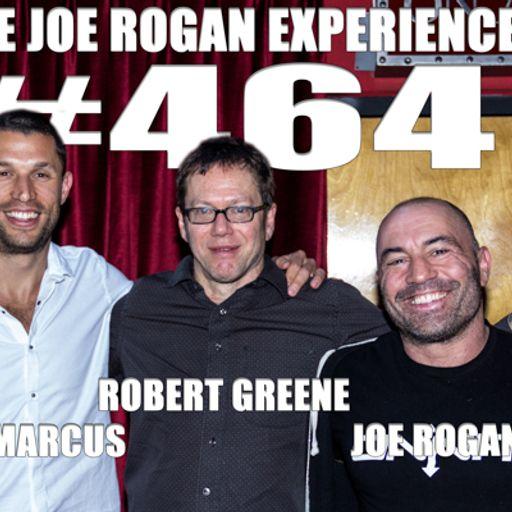 5152c6314 464 - Robert Greene, Aubrey Marcus from The Joe Rogan Experience on ...