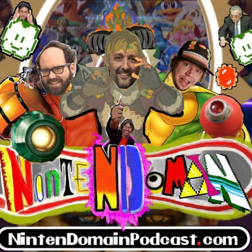 Cover art for podcast NintenDomain Podcast