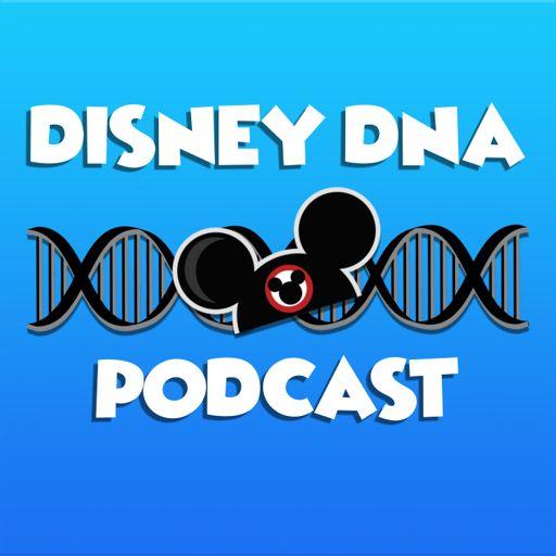 Cover art for podcast Disney DNA Podcast: A Walt Disney World Podcast