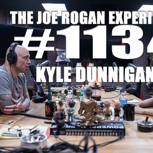 7a849052b0 1134 - Kyle Dunnigan from The Joe Rogan Experience on RadioPublic