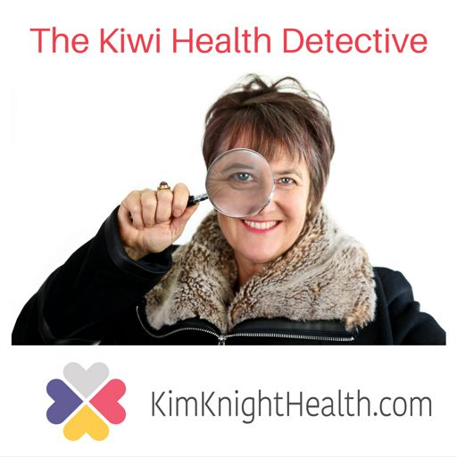 Cover art for podcast The Kiwi Health Detective. The Emotional Intelligence in Physical Symptoms.