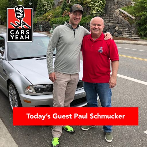 1057: Paul Schmucker is the co-host and co-creator of