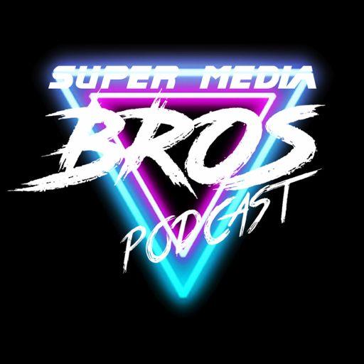 Cover art for podcast Super Media Bros Podcast