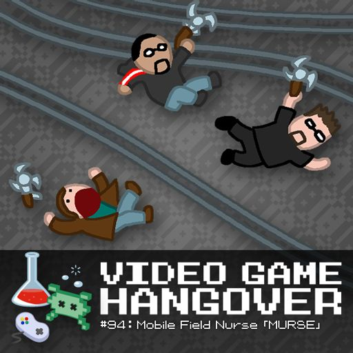 VGH #73: No Nolan North No from Video Game Hangover on
