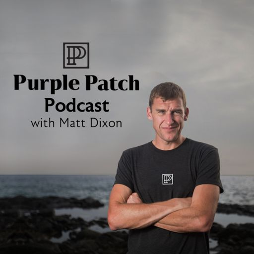 Cover art for podcast Purple Patch Podcast