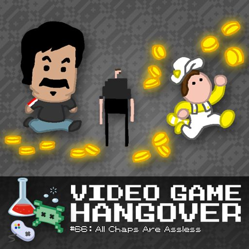 VGH #127: Party Situation from Video Game Hangover on
